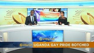 Uganda squashes gay pride parade by LGBTIs [The Morning Call]