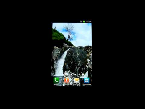 Video of Waterfall Live Wallpaper HD 2