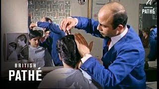 Gambar cover Twist Hairstyles  (1962)
