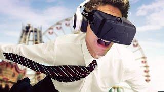 ОЧЕНЬ РЕАЛИСТИЧНЫЙ АТТРАКЦИОН (Oculus Rift DK2)