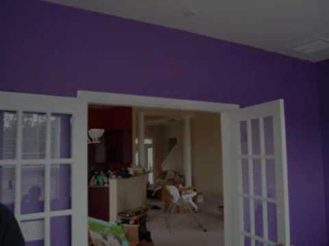 Pell City Paint Alabama Latest Project Residential Interior Painting Slideshow