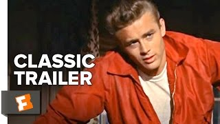 The powerful and sensitive 1955 classic film Rebel Without a Cause is