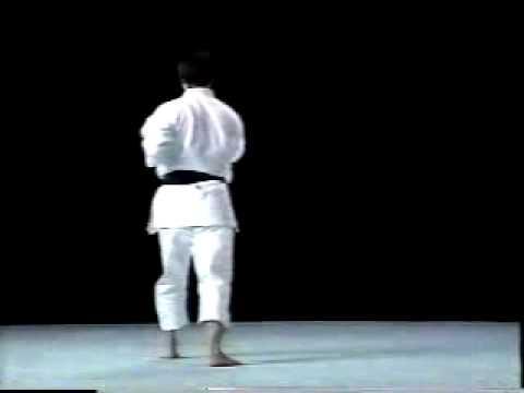 Pinan Shodan Shito Ryu