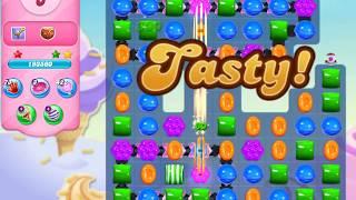 Candy Crush Saga Level 4322 (3 stars)