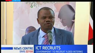 ICT Authority recruits 400 interns  through the presidential digital talent programme