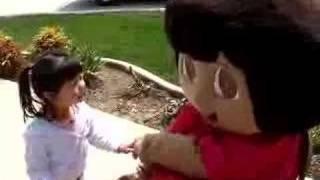 Jordyn Meets Dora