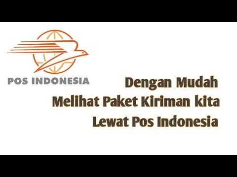 Cara Melacak Paket Kiriman di Pos Indonesia