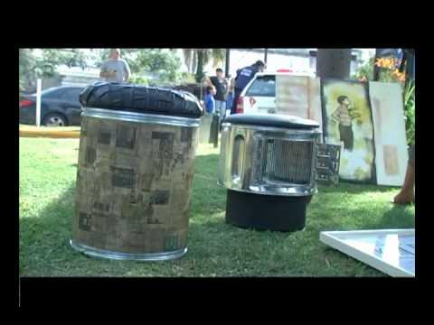 RECICLARTE - Festival de Artistas al Aire Libre - 2009