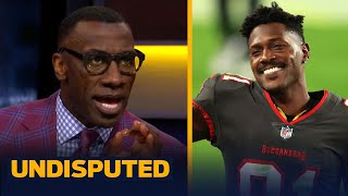 Antonio Brown would be a great fit with Mahomes' Chiefs — Shannon Sharpe | NFL | UNDISPUTED