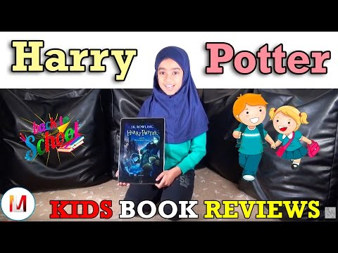 Harry Potter 2016 Book Review – A Kids Review for Children