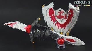 [TMT][429] DX Houou Blade & Houou Shield! Uchu Sentai Kyuranger! 宇宙戦隊キュウレンジャー