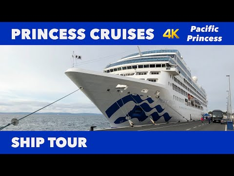 Pacific Princess Ship Tour  (Nov 2017)
