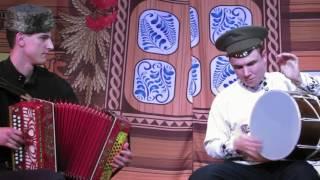 Казачий Кругъ - Кавказские наигрыши. Казачья лезгинка.