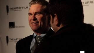 The Art of Film Red Carpet with Val Kilmer
