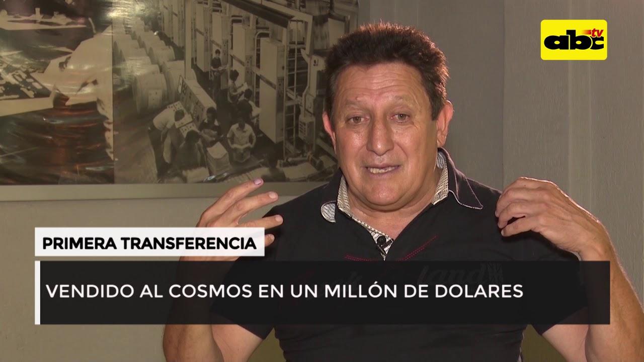 Fútbol con Historia: Julio César Romero