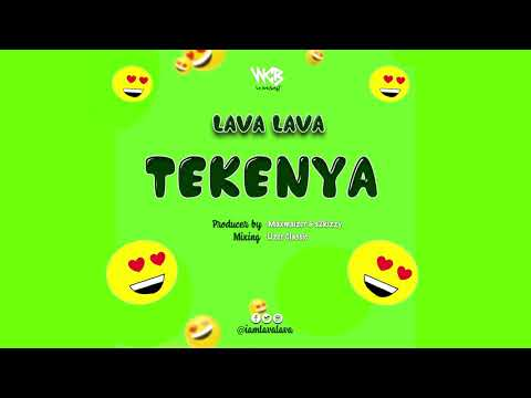 Lava Lava – Tekenya (Official Audio)