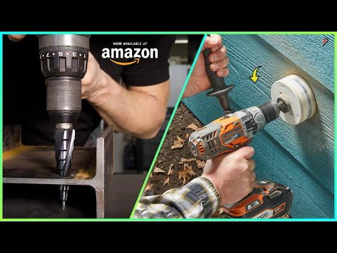 7 New Amazing Drill Bits You Should Have Available On Amazon