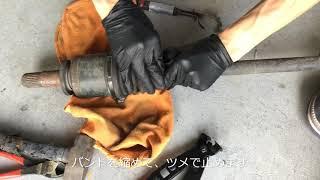 SIGNET 47013CV ブーツクランププライヤー