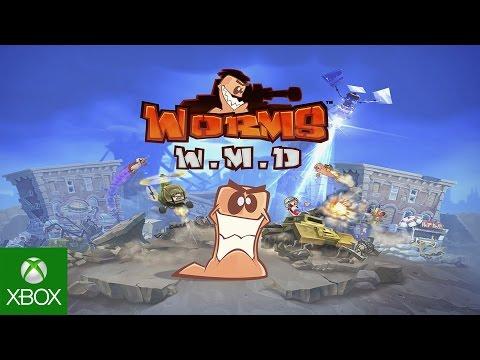 Worms Battlegrounds (Xbox One) - Xbox Live Key - UNITED STATES - 1