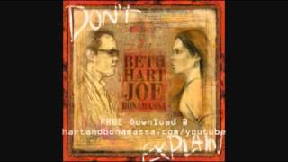 Joe Bonamassa & Beth Hart - I Rather Go Blind video