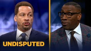LeBron is not going to catch Giannis in the NBA MVP race — Chris Broussard | NBA | UNDISPUTED