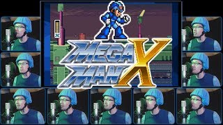 Mega Man X - Central Highway (Opening Stage) Acapella