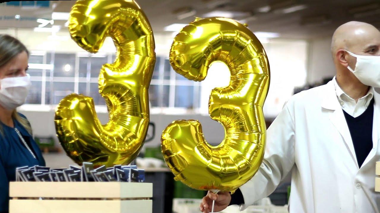 33rd Anniversary