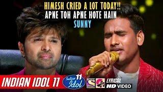 Sunny Indian Idol 11 - Apne To Apne Hote Hain - Neha