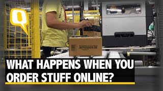 Here's How Your Package Ordered Online Gets To Your Doorstep | The Quint