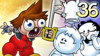 Oney Plays Kingdom Hearts WITH FRIENDS - EP 36 -  Kringdom Larbs