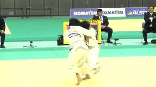 Women's-57kg出口クリスタ松商学園高VS金子瑛美埼玉大