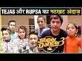 Rupsa Batabyal, Tejas Verma And Other Contestants
