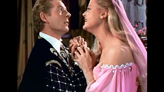 The Court Jester 1955  A Hypnotized Danny Kaye Romances Angela Lansbury