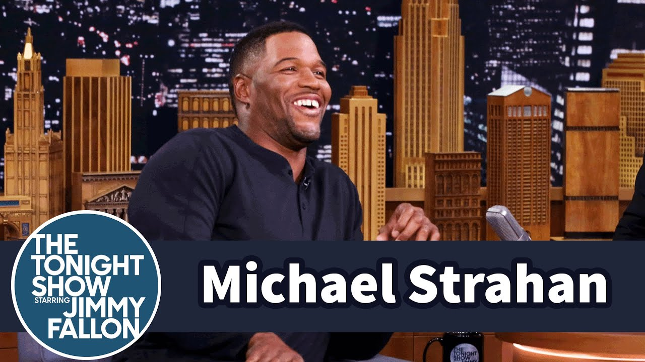 Michael Strahan's RV Camper Caught on Fire thumbnail