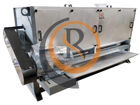 Plastic Waste Centrifuge Dryer
