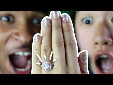 WE'RE ENGAGED!!! How I Got My Girlfriend's Korean Parent's Blessing | SLICE n RICE 🍕🍚