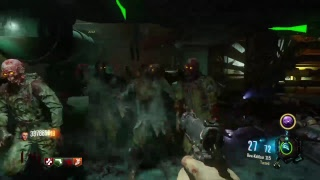 BO3 Ascension No Revive Challenge 172 Down (Controller malfunction - Disconnect)