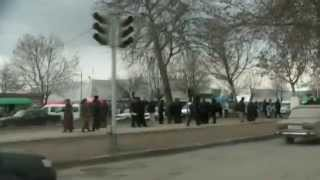 preview picture of video 'Dushanbe, Tajikistan. Душанбе, Таджикистан. (Тоҷикистон)'