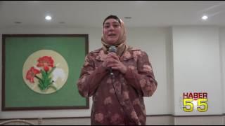 İLKADIM'DA ''HER ANNE BİR OKULDUR'' EĞİTİM PROGRAMI BAŞLADI