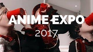 ANIME EXPO 2017 VLOG