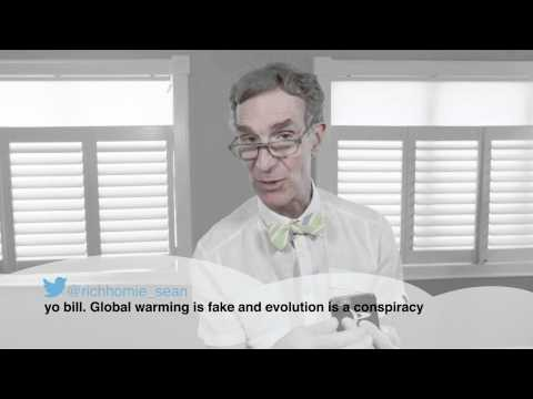 Bill Nye Reading Mean Tweets Tease