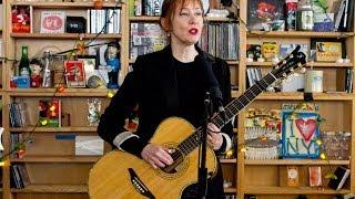 <b>Suzanne Vega</b> NPR Music Tiny Desk Concert