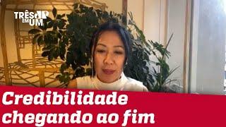 Thaís Oyama: Bolsonaro caminha para virar café com leite