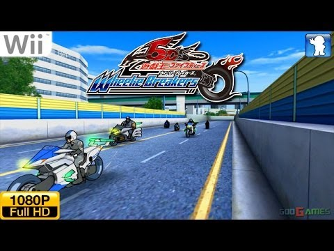 yu-gi-oh 5d's wheelie breakers wii download