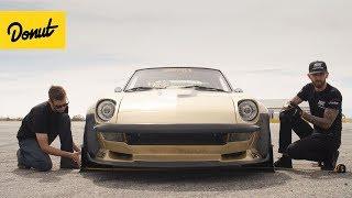 Setup & Track Day | Drift Car Dynamics EP3 | Donut Media