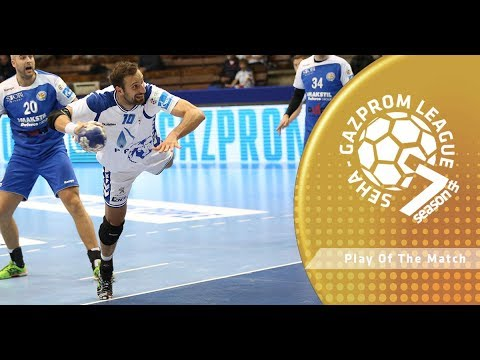 Play of the match: Igor Vori (PPD Zagreb vs Meshkov Brest)