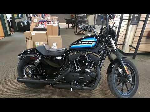 2019 Harley-Davidson Iron 1200 XL 1200NS