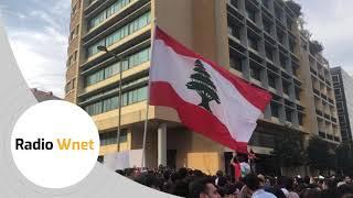 Dymisja libańskiego rządu. Gajowy: Ludzie żądają wymiany całego parlamentu