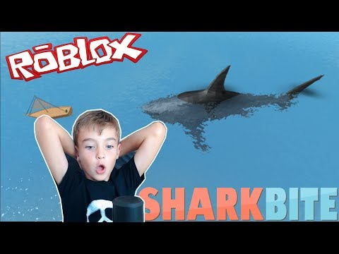 GAMEPLAY - BITESHARK ROBLOX