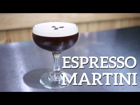 Espresso Martini Cocktail Recipe – THE EASIEST RECIPE!